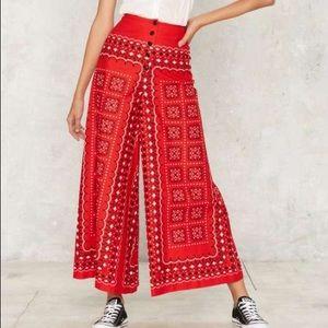 Vintage Country Lovin' Bandana pants